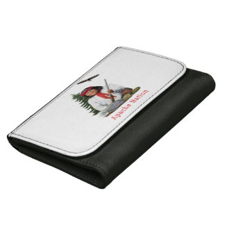 Apache Nation Leather Wallet