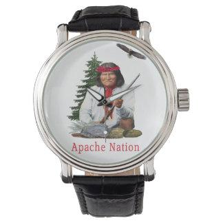Apache Nation Watch