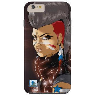 Apache Portrait iPhone 6/6s Plus, Tough Tough iPhone 6 Plus Case