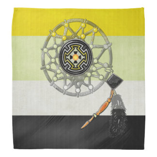 Apache Pride Native American Tribal Bandana