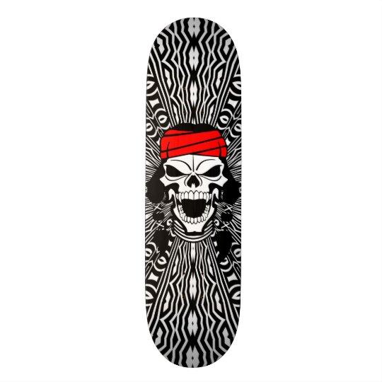 Apache Skull Trip Custom Pro Tribal Park Board Skateboards