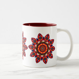 Apache Star Morning Mug