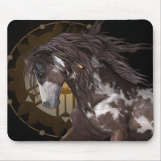 Apache .. the stallion mouse pad
