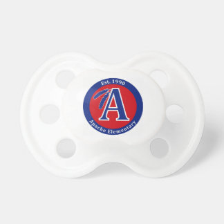 Apache Warrior Elementary School Products Baby Pacifiers