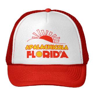 Apalachicola, Florida Mesh Hat