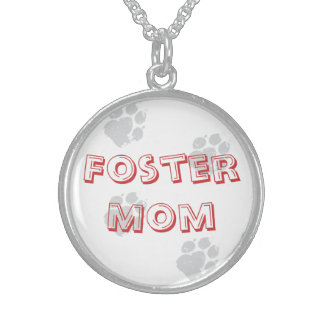 APARN Foster Mom Sterling Silver Necklace Personalized Necklace