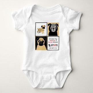 APARN Logo Infant Creeper