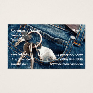 Apartment in my pocket business card