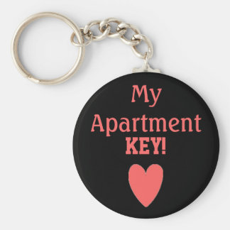 Apartment Key Gift Key Ring