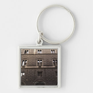 Apartments, Rome, Italy Keychains