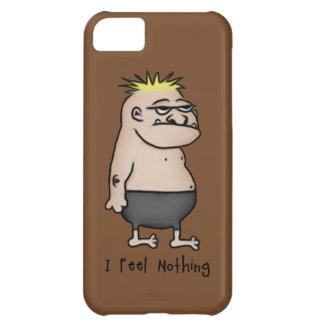 Apathetic Cartoon Guy iPhone 5C Case