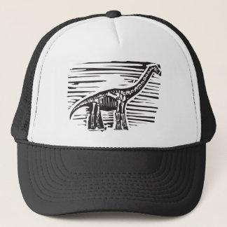 Apatosaurus Fossil Trucker Hat
