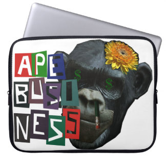 Ape Business Computer Sleeves