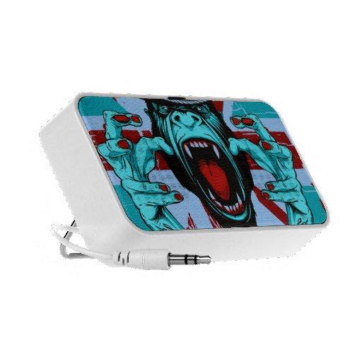 Ape doodle mp3 speakers