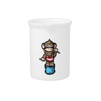 Ape Drum Beverage Pitchers