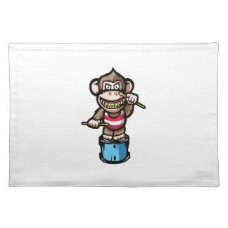 Ape Drum Placemat