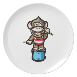 Ape Drum Plate