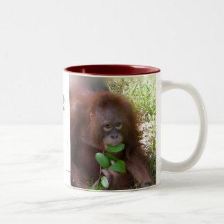 Ape for Green Mugs