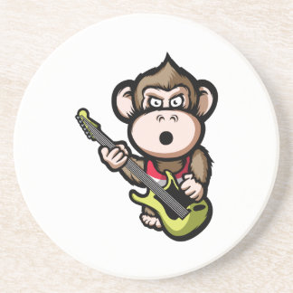 Ape Guitar Coaster