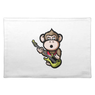 Ape Guitar Placemat