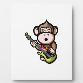 Ape Guitar Plaque