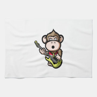 Ape Guitar Tea Towel