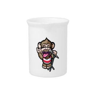 Ape Mic Beverage Pitcher