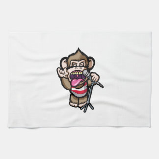 Ape Mic Tea Towel