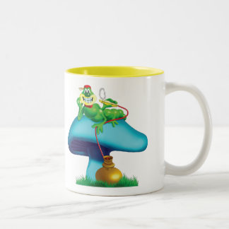 Apeiron - Hookah Java Two-Tone Coffee Mug