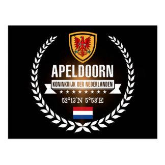 Apeldoorn Postcard