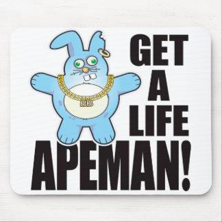 Apeman Bad Bun Life Mouse Pad
