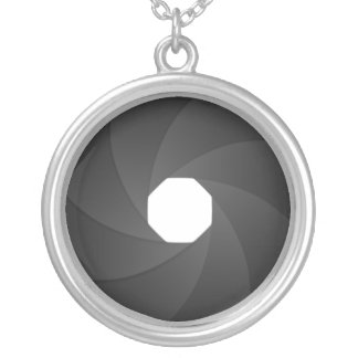 Aperture - f/22 Necklace
