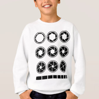 Aperture Value Sweatshirt