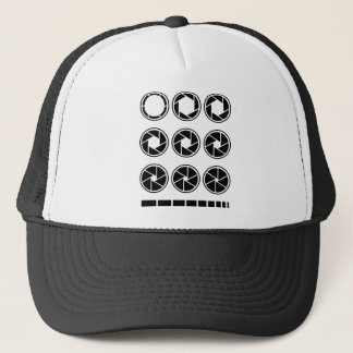 Aperture Value Trucker Hat