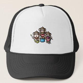 Apes Rock Trucker Hat