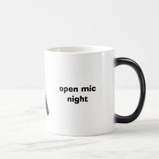 APEX_APEX880, open mic night Magic Mug