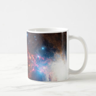APEX View of a Star Formation in the Orion Nebula Basic White Mug