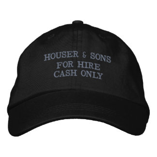 APG 2017 HOUSER EMBROIDERED HAT