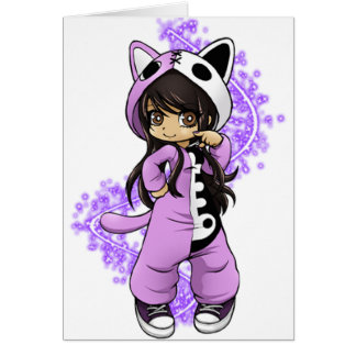 Aphmau Official Limited Edition Greeting Card