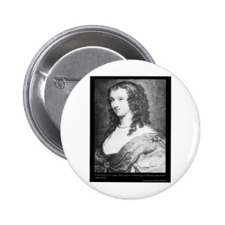 Aphra Behn Love Quote tees cards gifts etc 6 Cm Round Badge