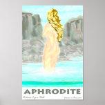 Aphrodite Art Poster