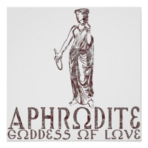 Aphrodite Print