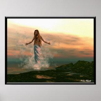 Aphroditi's Birth Poster