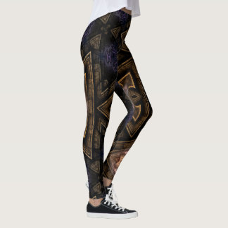 APHS5200-235813 Women's All Over Print Leggings