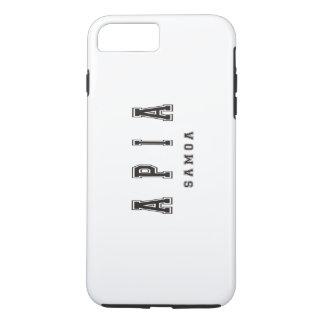Apia Samoa iPhone 7 Plus Case