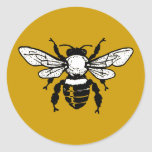 Apis Mellifera Honeybee Sticker