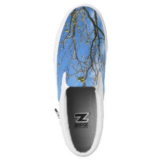APLLE TREE SLIPONS SNEAKER Slip-On SHOES