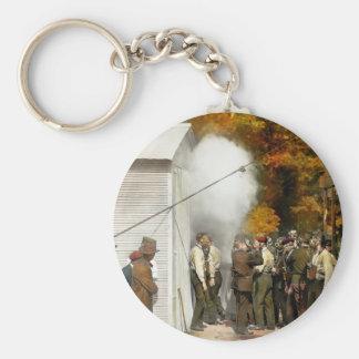 Apocalypse - Apocalypse party 1923 Basic Round Button Key Ring