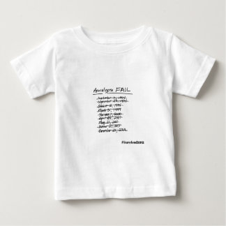 Apocalypse FAIL! Baby T-Shirt
