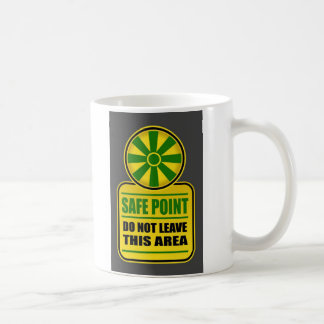 Apocalypse Safe Point Mug